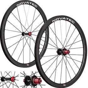 Novatec R3 wiel 11s zwart